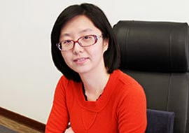 ACCA P5讲师:Joy Zhang老师