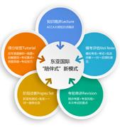 """东亚国际推出""""陪伴式""""教学新模式"""